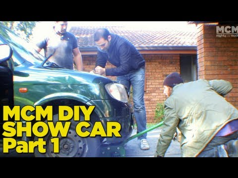 Show Car Build - Buying