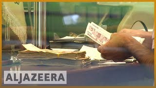 🇮🇷 Iran currency halves in less than a year | Al Jazeera English - ALJAZEERAENGLISH