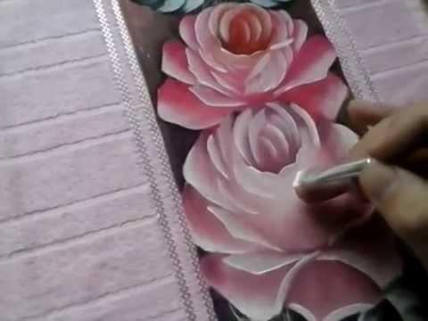 Pintando Rosas
