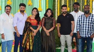 Kalyan Ram New Movie Opening | Shalini Pandey | Nivetha Thomas | TFPC - TFPC