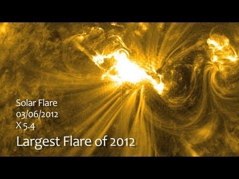 Solar Storms Rising