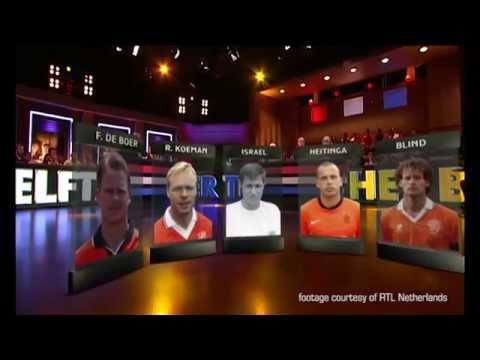 EGRIPMENT   TDT Encoded   RTL Netherland   Het beste Nederlands elftal allertijden
