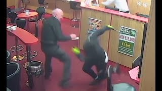 Meanwhile in Ireland: Badass grandpa fights off armed gang with bare hands - RUSSIATODAY