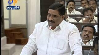 Opposition Leader Making False Statements, Kalva Sreenivasulu - ETV2INDIA