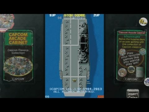 CGR Undertow - 1942 (CAPCOM ARCADE CABINET) review for PlayStation 3
