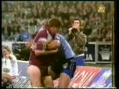 Rugby League brawls