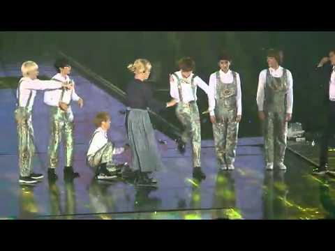 [Fancam] 111119  Super Junior at SS4 in Seoul  - Doremi
