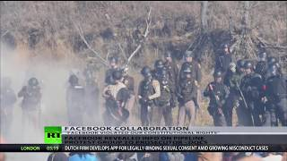 Facebook revealed info on Dakota pipeline protest group to prosecutor - The Intercept - RUSSIATODAY
