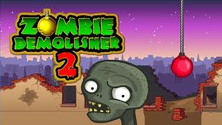 zombie demolisher 2 game walkthrough