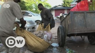 Freeing Zanzibar from waste | DW English - DEUTSCHEWELLEENGLISH