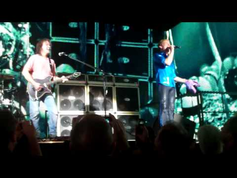 "Van Halen - ""Dance The Night Away"" - Feb. 1st 2012"