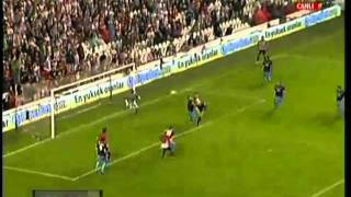 A.Bilbao-Trabzonspor maçı