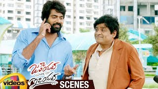 Naveen Chandra & Ali Escape from Goons | Juliet Lover of Idiot Telugu Movie Scenes | Nivetha Thomas - MANGOVIDEOS