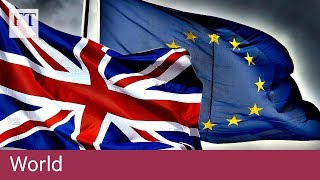 Brexit talks stand-off ahead of high stakes EU summit - FINANCIALTIMESVIDEOS