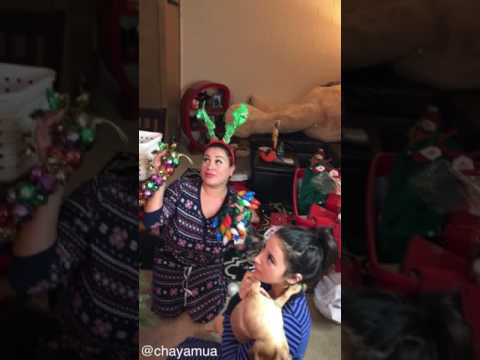 Mannequin Challenge CHRISTMAS EDITION | Chaya Mua