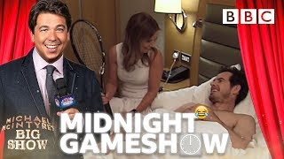 Michael McIntyre's Midnight Gameshow with Andy Murray - Sport Relief 2018 - BBC - BBC