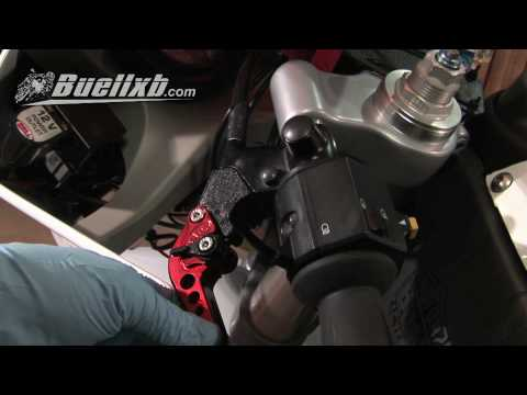 Buell Motorcycle Clutch Adjustment How To Do It Yourself