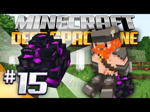 Minecraft - Deep Space Mine 15 - Simon