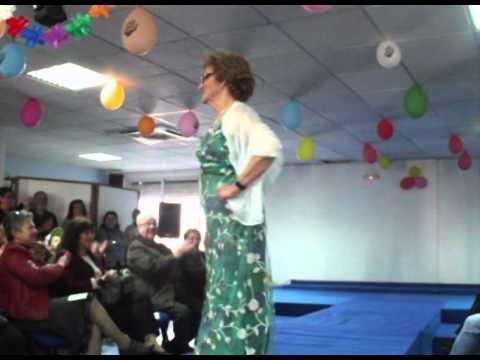 Desfile Moda Senior 2012 - Arrentela