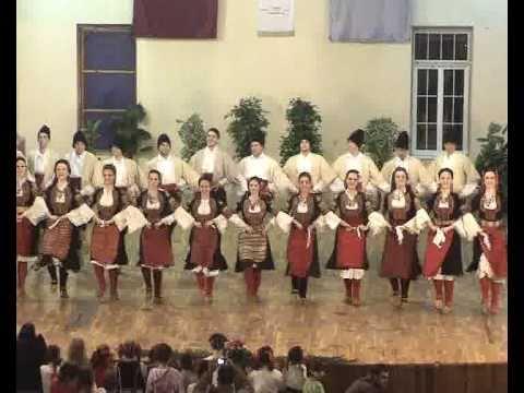 GKUD Ravangrad - Igre iz Bosilegradskog Krajista