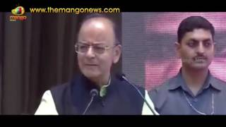 Union Minister Arun Jaitley Over GST  BIll 2017 | Indirect Taxes Considered Regressive | Mango News - MANGONEWS