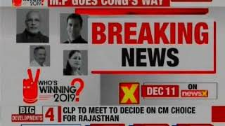 Cold war between Rajasthan CM Ashok Gehlot, Sachin Pilot camps likely to intensify - NEWSXLIVE