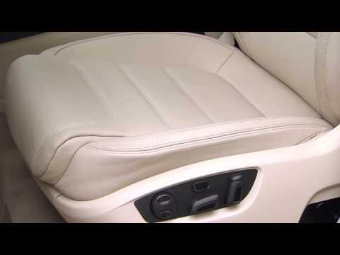 Nuova Volkswagen Touareg - interni