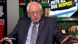 `Bernie Sanders: MRRAAWWWW!!' - BLOOMBERG