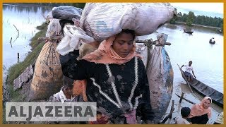 🇧🇩 🇲🇲 Rohingya crisis: Volunteers document survivor stories | Al Jazeera English - ALJAZEERAENGLISH