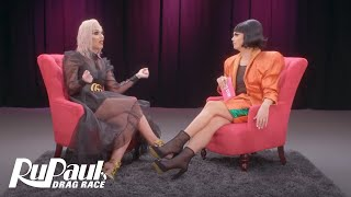 The Pit Stop S11 Episode 4: Kimora Blac Takes on Trump: The Rusical | RuPaul's Drag Race - VH1