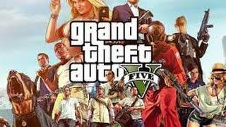 GTA V - Самый Неадекватный Обзор Игры | zaddrot.com