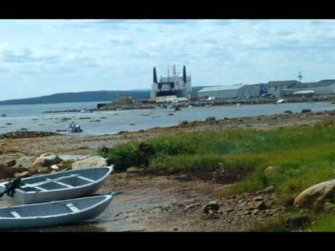 Great Big Sea,  Fisherman's Lament.wmv