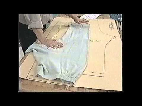 Puntos y Puntadas 456. Talles Grandes. Corrección de un pantalón pijama. Moldería. Hermenegildo.