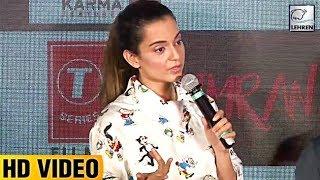 Kangana's ANGRY Reaction On Aap Ki Adalat Interview | LehrenTV