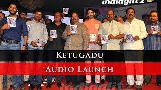 Ketugadu Audio Launch l Tejus Kancharla, Chandini Chowdary - IGTELUGU