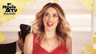 Arielle Vandenberg is Ready | MTV Movie & TV Awards - MTV