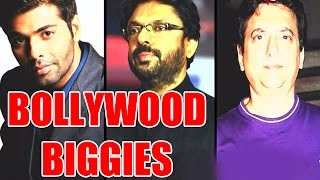 Bollywood to bombard big films in Christmas 2015 | Bollywood News