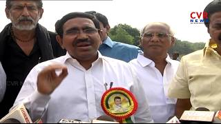 NTR Necklace Road To set up Established in Nellore | Minister Narayana Says | CVR News - CVRNEWSOFFICIAL