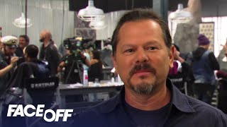 Face Off: Judge Interview - Mike Elizalde | Season 7 | Syfy - SYFY