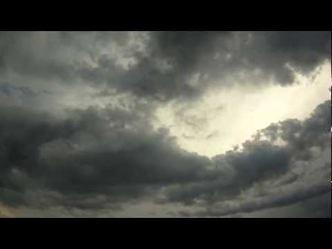 Storm Clouds Forming - Time lapse 1080p HD