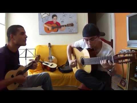 Duo de Cavaco e Violão de 7 Cordas - (Algumas possibilidades de Baixarias)