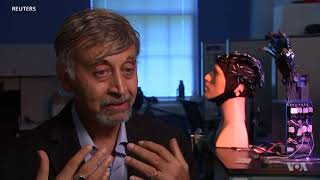 Scientists Create 'Electronic Skin' To Restore Sense of Pain - VOAVIDEO