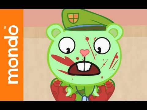 Happy Tree Friends Friday the 13th