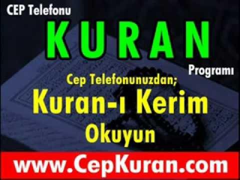 DUHAN Suresi - Kurani Kerim oku dinle video izle - Kuran.gen.tr