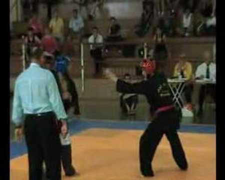 CAMPEONATO BRASILEIRO HAPKIDO 2007 - MIRO NAJA