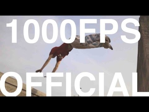 Stretch of Time - Parkour/FreeRunning in 1000fps ft. Kie Willis OFFICIAL
