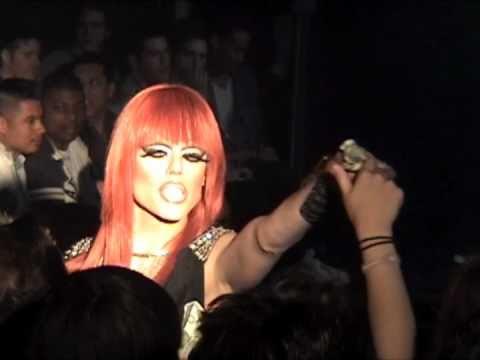 """Morgan McMichaels: """"I Like That"""" @ Showgirls!"""