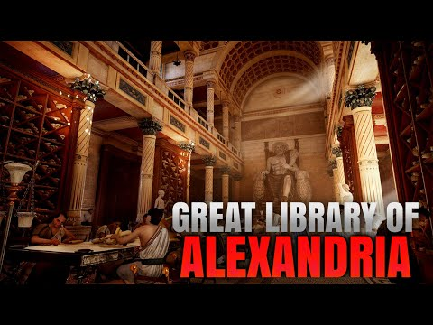 Library of Alexandria - (MUST WATCH THIS !!!) Documentary