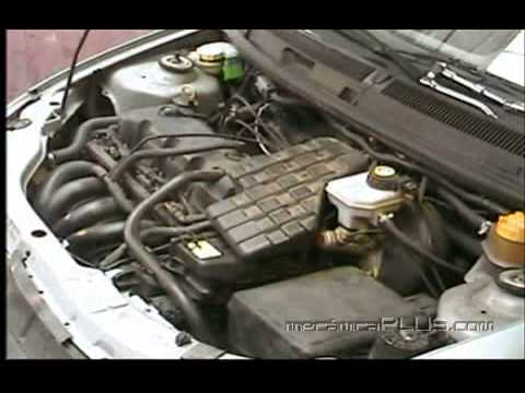Afinación Ford Ka 2005 1.6 L. - Introducción - www.mecanicaplus.com