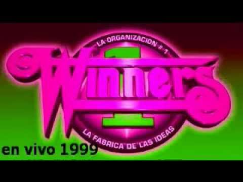 SONIDO WINNERS EN VIVO 1999 PARTE 1